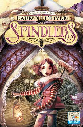 Spindlers di Lauren Oliver