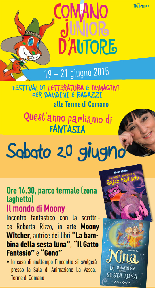Moony a Comano Junior d'Autore
