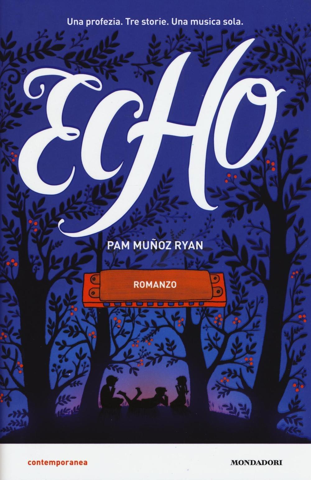 Echo Pam Munoz Ryan