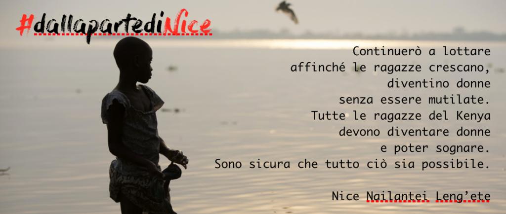 #dallapartedinice