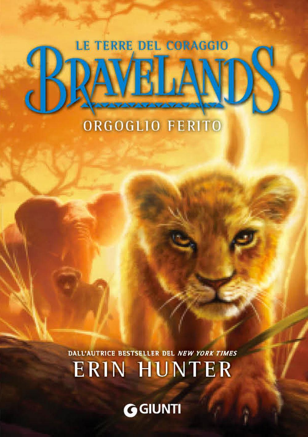 Proposte di lettura: Bravelands Orgoglio ferito di Erin Hunter