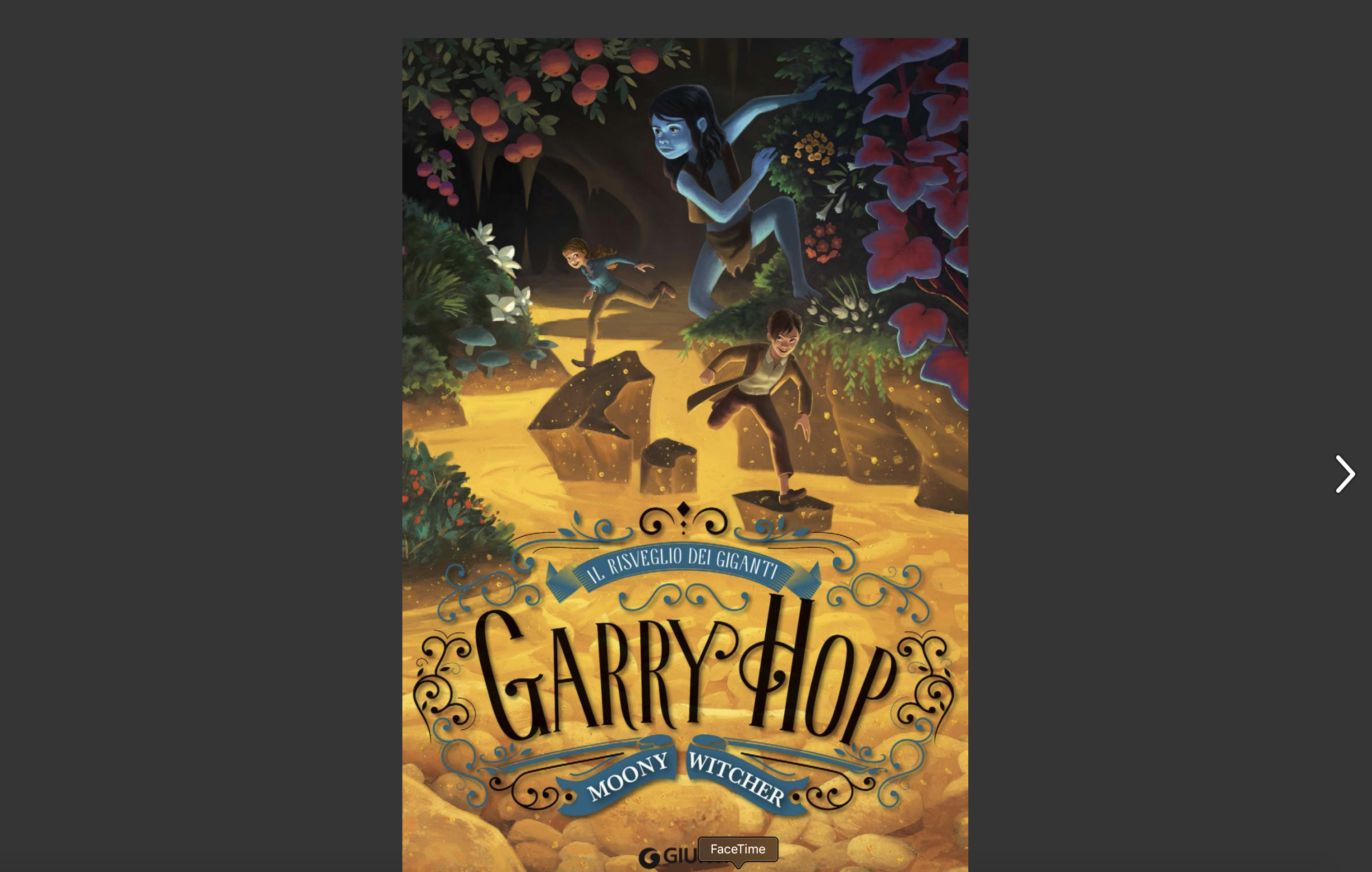 Leggi l'estratto gratuito del romanzo Garry Hop: Il risveglio dei giganti di Moony Witcher su Issuu