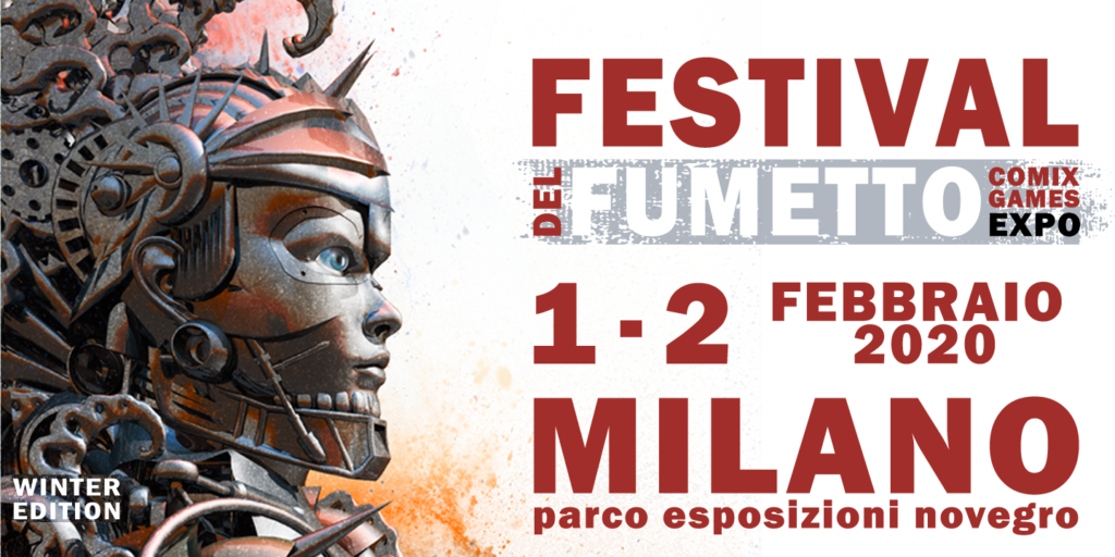Festival del Fumetto di Milano Novegro 2020