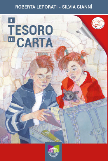 il tesoro di carta di ROBERTA LEPORATI - SILVIA GIANNÌ - a cura di Sesta Luna Servizi Editoriali - Edizioni Allaround