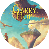 Garry Hop di Moony Witcher - la serie